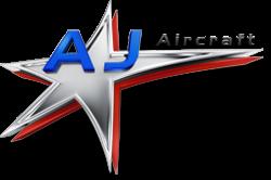 AJ Aircraft Logo
